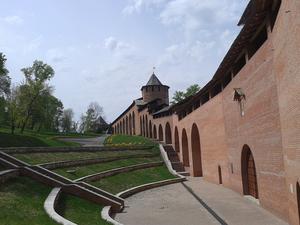Определен подрядчик по реставрации башен Нижегородского кремля