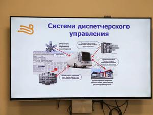В Красноярском крае внедряют новую систему управления пассажирскими перевозками
