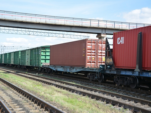 На КрасЖД замедлилась динамика роста перевозок контейнеров
