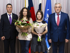 Чемпионка мира по шахматам стала абитуриенткой УрГЭУ