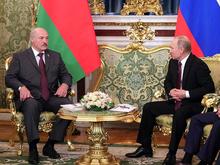 Путин и Лукашенко обсудили выборы в Белоруссии и задержание 33 россиян