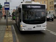 Сергей Еремин сообщил о возвращении троллейбусов на Копылова