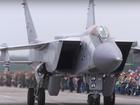 На вооружение красноярского авиаполка поступили МиГ-31БМ