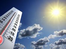 Красноярск ожидает жаркая неделька