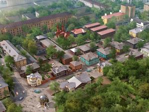 Красноярскому «Историческому кварталу» назначили нового руководителя