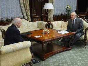 «Управляли нашими овцами». Лукашенко — о причинах протеста и выборах как празднике