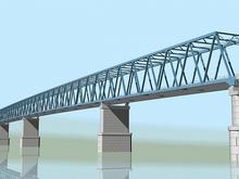 В Красноярском крае готовят площадку под строительство моста через Енисей