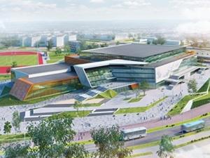 Дворец водных видов спорта возведет уральский строительный гигант. За 10 млрд руб.