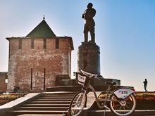 «Велобайк» заработал в Нижнем Новгороде. Как воспользоваться сервисом?