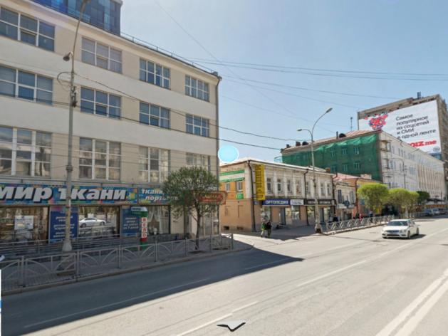 На месте старого особняка в центре Екатеринбурга планируют построить гостиницу-высотку