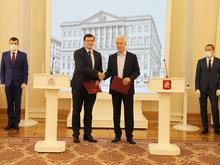 Москва поможет в подготовке к 800-летию Нижнего Новгорода. Подписано соглашение