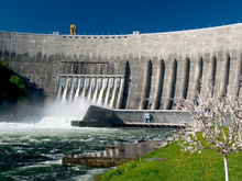 Саяно-Шушенская ГЭС подключилась к МТС