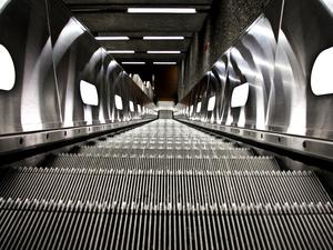 Объявлен конкурс на поставку эскалаторов для станции «Спортивной» в Новосибирске