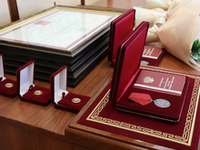 Руководители красноярских компаний получили госнаграды за подготовку Универсиады