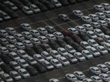 Продажи новых машин в Красноярском крае превысили прошлогодний уровень