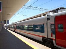Первый «Стриж». Скоростной поезд до Санкт-Петербурга впервые прибыл в Нижний Новгород