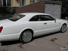 Редкий Bentley продают в Нижнем Новгороде за 15 млн. Таких автомобилей в мире всего 550