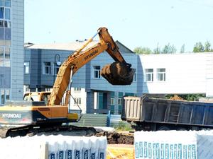 В Красноярском крае завершается строительство медцентров по инициативе Олега Дерипаски