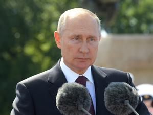 В сентябре на Урале ожидают приезд Владимира Путина