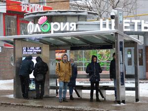 Число «умных остановок» в Нижнем Новгороде выросло до 140