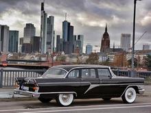 «Чайка» останется на месте. ГАЗ продлевает права на имя элитного советского автомобиля