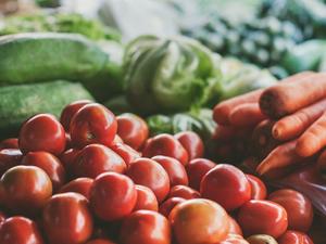 Готова к запуску первая очередь фермерского рынка в Новосибирске