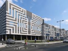 На северо-западе города появится новый бизнес-парк
