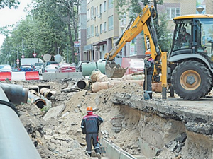 Авария на теплосети. Дома на трех улицах Нижнего Новгорода остались без горячей воды