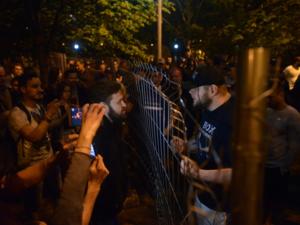 Задержаны бойцы, участвовавшие в разгоне противников строительства Храма-на-Драме