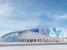 Дворец на Стрелке за 6 млрд. Строительство ледовой арены начнется в 2021 г.