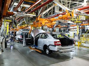 Volkswagen возобновил производство в Нижнем Новгороде