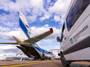 В аэропорту Красноярска появится центр компетенций ГК «Волга-Днепр»