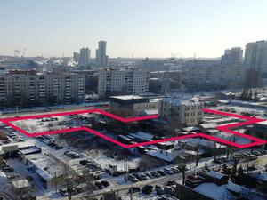 Артемий Лебедев разработал концепцию для нового квартала в центре Челябинска