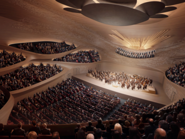«Синара» вошла в проект строительства нового зала филармонии в особом статусе
