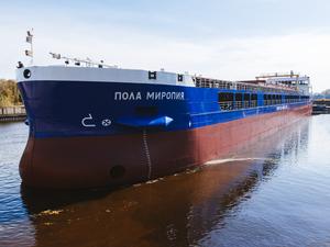 Контракт завершен. «Красное Сормово» спустило на воду последнее судно проекта за 10 млрд