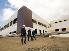 Будет сдан в срок. Строительство хлебозавода «СМАК» стоимостью 4 млрд руб. идет по графику