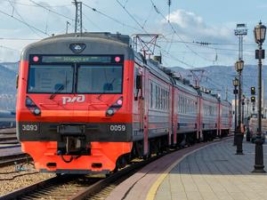 Красноярцы не спешат возвращаться в поезда и электрички