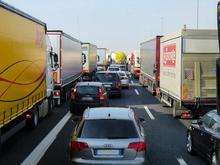 В Красноярске планируют ограничить движение грузовиков