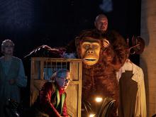 Театр Пушкина откроет сезон 23 сентября «масочным» спектаклем