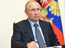 Путин отказался проводить «Прямую линию» в этом году. Традиционный формат «излишен»