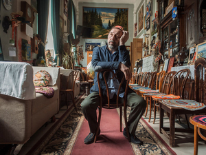 «Куда-куда?» — Николай Коляда прокомментировал слухи об уходе из театра и эмиграции