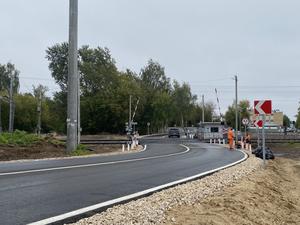 В Нижнем Новгороде открыли дублер улицы Циолковского. Он поможет минимизировать заторы