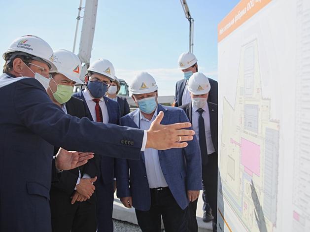 «Полиметалл» начал строительство новой фабрики за 3,6 млрд руб.