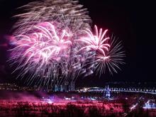 Красноярск уже готовится к Новому году