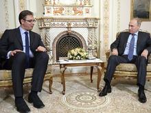 Путин извинился перед президентом Сербии за оскорбительный пост Марии Захаровой в Facebook