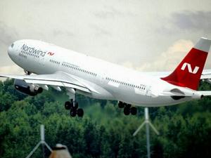 Авиакомпания Nordwind полетит из Красноярска в Казань