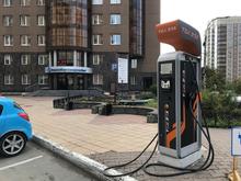 Заправки для всех типов электромобилей создаст в городе «Новосибирскэнергосбыт»