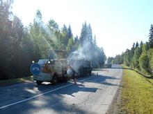 На дорогах Красноярского края стало безопаснее