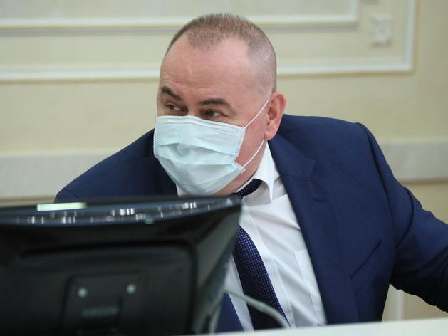 Министр здравоохранения региона Андрей Карлов