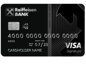 Райффайзенбанк предлагает премиум-клиентам кредитную карту с дополнительными привилегиями